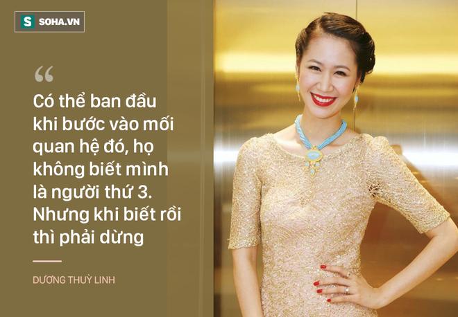 Hoa hậu Dương Thùy Linh: Người thứ 3 không xứng đáng để hạnh phúc! 2