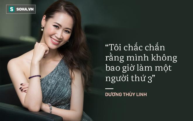 Hoa hậu Dương Thùy Linh: Người thứ 3 không xứng đáng để hạnh phúc! 4