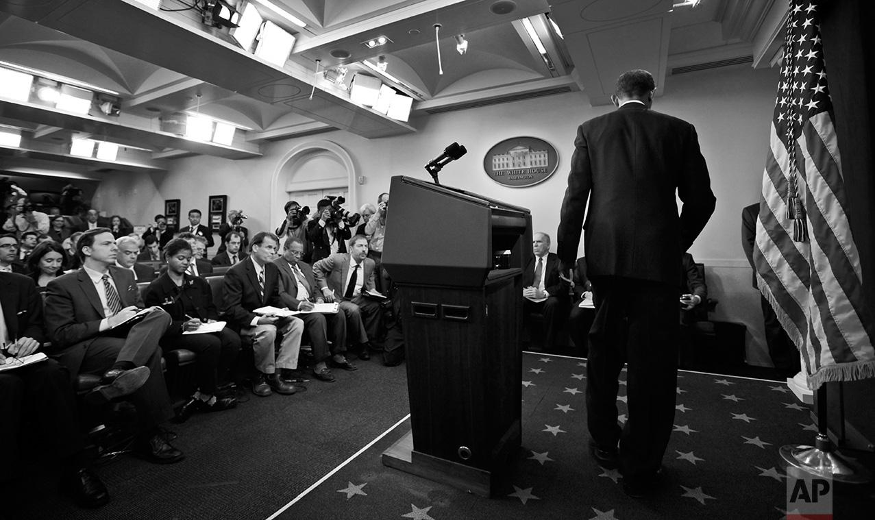 Tổng thống Mỹ - Công việc cô đơn nhất thế gian - Ảnh 20.