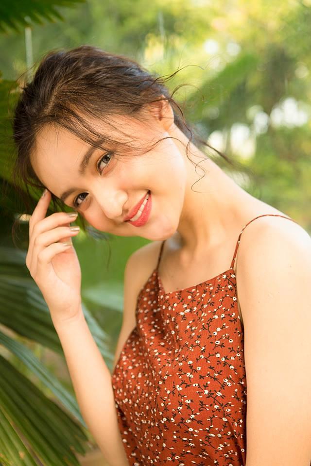 Nữ sinh Cần Thơ sở hữu nhan sắc được so sánh với mỹ nhân số 1 Philippines - Ảnh 9.