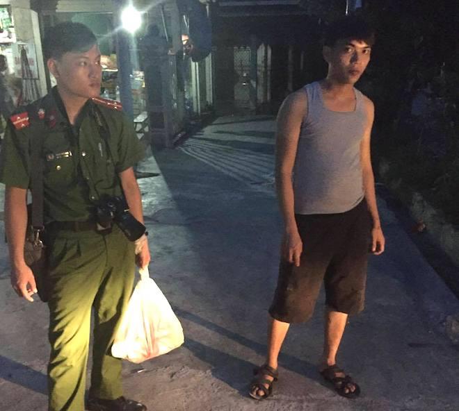 Đồng đội kể lại giây phút CSGT bị tài xế xe container đánh lái hất vào dải phân cách - Ảnh 4.