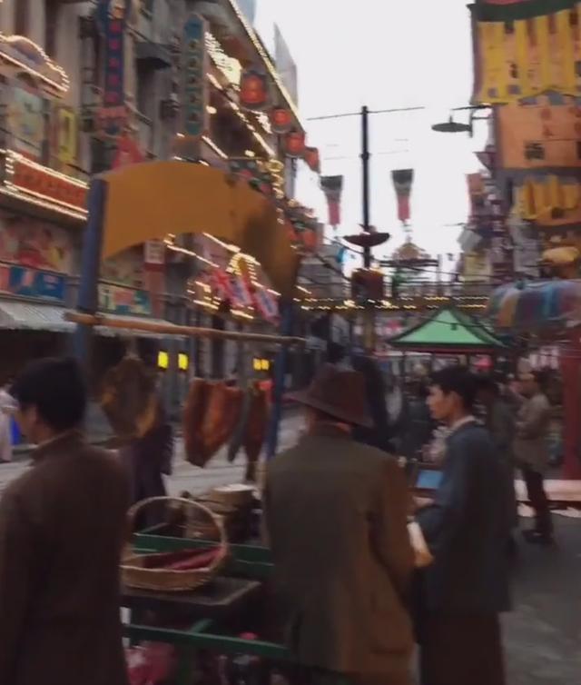 Hé lộ ảnh độc phim trường Tuyệt đỉnh Kungfu 2 của Châu Tinh Trì - Ảnh 1.
