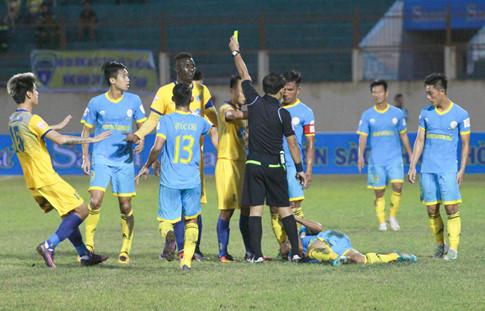 Thanh Hóa bỏ giải thật thì cũng tốt cho bóng đá Việt Nam - Ảnh 1.