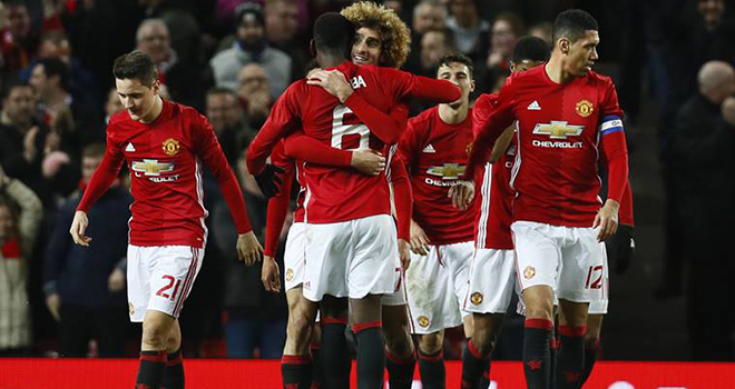 Man United sắp chạm tay vào kỷ lục vĩ đại - Ảnh 1.