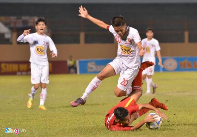 Sau trận thua đáng xấu hổ, U19 HAGL chờ U19 Việt Nam ban ơn - Ảnh 1.
