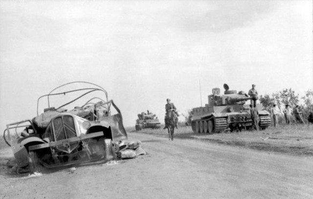 Trận đấu tăng lớn nhất trong lịch sử - Những hình ảnh từ phía Đức - Ảnh 15.