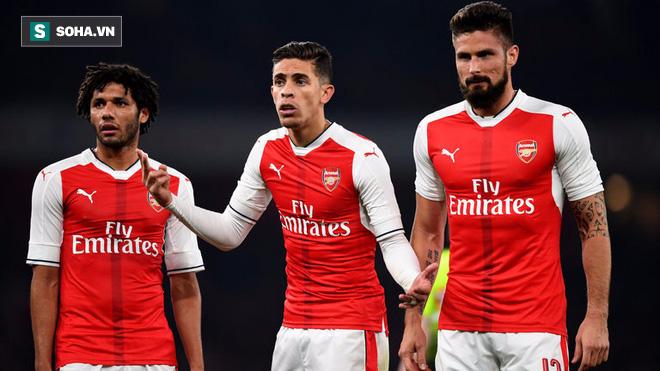"""Wenger đã tìm ra """"bí kíp"""" giúp Arsenal vượt qua Man United, Chelsea? - Ảnh 2."""