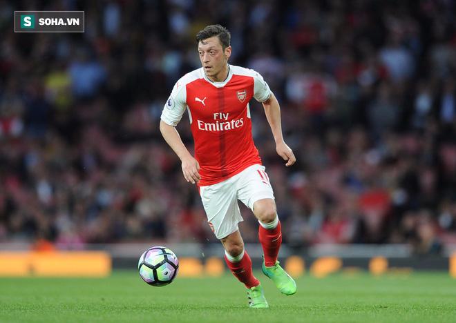 """Arsenal nhận """"tin sét đánh"""" về Ozil - Ảnh 1."""