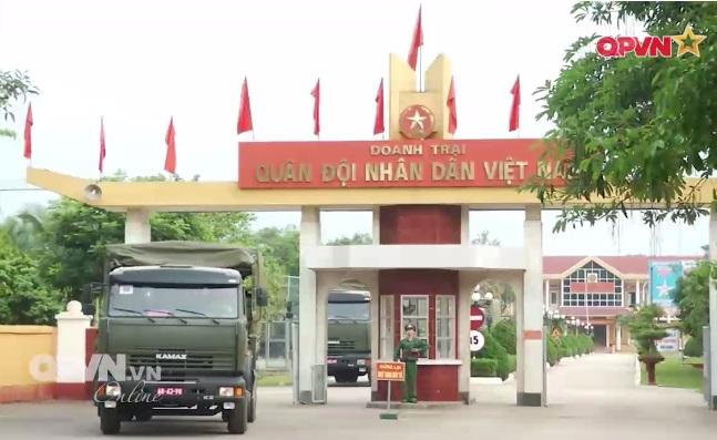 Việt Nam đưa xe quân sự mới vào biên chế: Cơ động mạnh quy mô lớn, nhanh chóng - Ảnh 1.