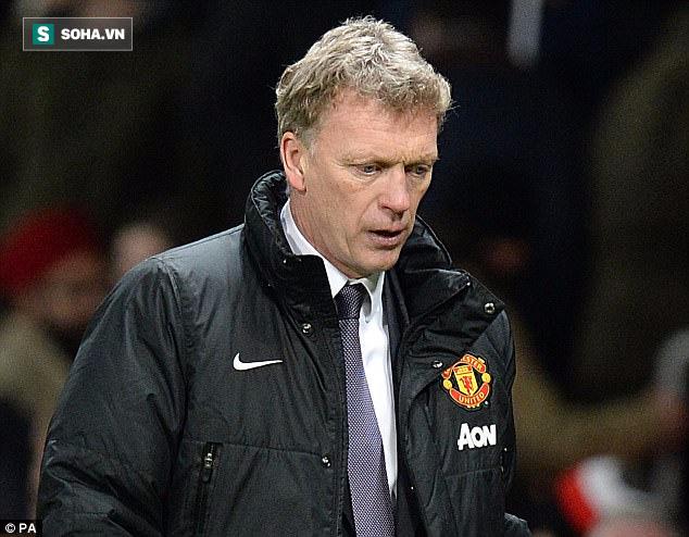 Mourinho bất ngờ đào bới lại thất bại của David Moyes và Van Gaal - Ảnh 2.