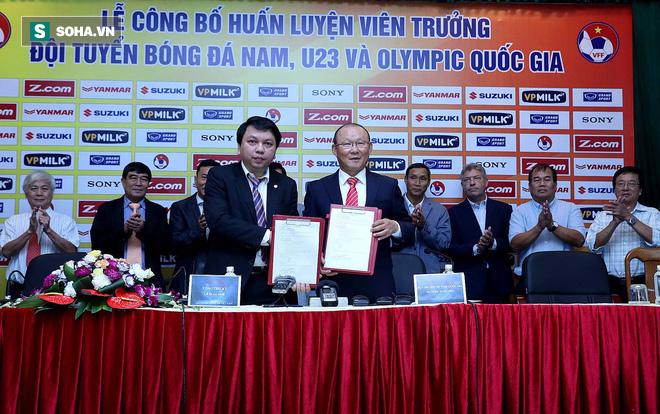 HLV Lê Thụy Hải: Ông Park Hang-seo mông lung quá; Bầu Đức đừng cá nhân hóa bóng đá VN - Ảnh 1.