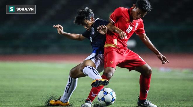 Sau màn thăng hoa trước Trung Quốc, Campuchia một lần nữa khiến ĐNÁ phải ngả mũ - Ảnh 2.