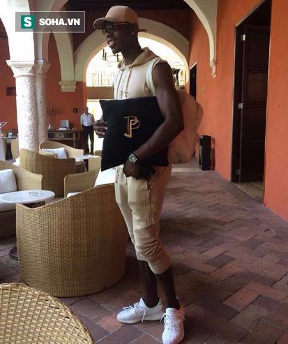 Vừa trở lại sau chấn thương Pogba lại nhận thêm món quà cực lớn từ Adidas - Ảnh 1.