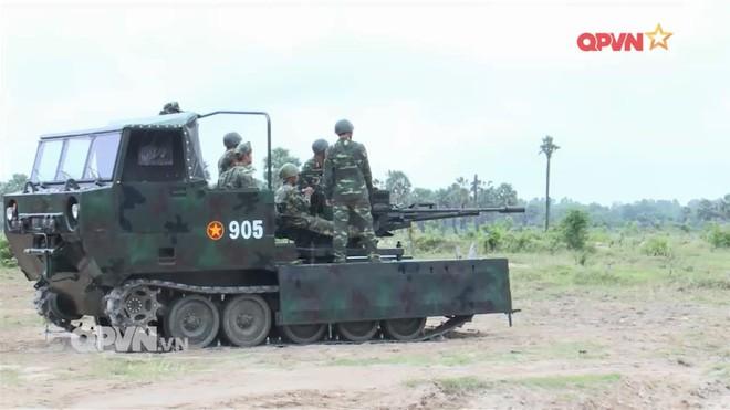 Phương án tự hành hóa pháo phòng không ZU-23-2 Việt Nam: Khác biệt và nhân bội sức cơ động - Ảnh 1.