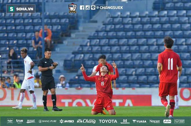 HLV Lê Thụy Hải: U23 Việt Nam thắng đội 16, 17 tuổi thì nói làm gì? - Ảnh 2.