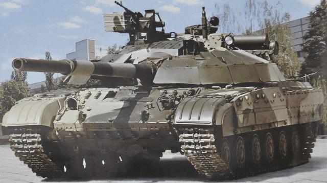 Cơ hội hiếm có để sở hữu số lượng lớn xe tăng T-64BM Bulat? - Ảnh 2.