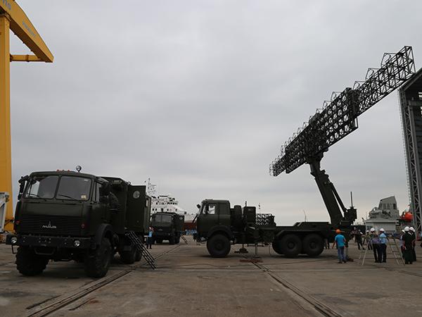 Ngạc nhiên lớn: Radar săn máy bay tàng hình của Việt Nam do... công ty đóng tàu chế tạo - Ảnh 1.