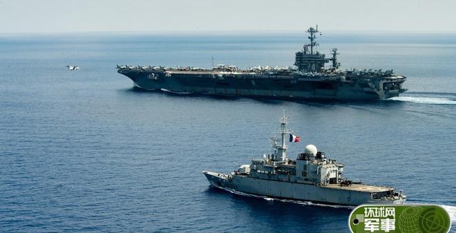Pháp cử tàu chiến tập trận với Anh-Mỹ-Nhật ở Biển Đông, TQ lo sợ nhắc chuyện liên quân 8 nước - Ảnh 1.