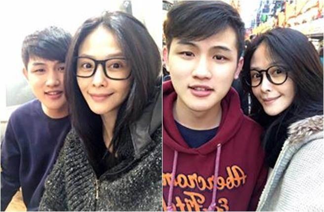 Ngôi sao Đài Loan kết hôn với tài xế Uber kém 15 tuổi - Ảnh 2.