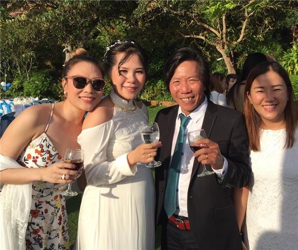Điều ít biết về vợ xinh đẹp kém đạo diễn Nguyễn Tranh tới 25 tuổi - Ảnh 8.