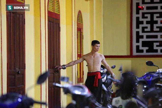 Cận cảnh võ đường Nam Huỳnh Đạo ngày em trai võ sư Huỳnh Tuấn Kiệt xuất đầu lộ diện - Ảnh 3.