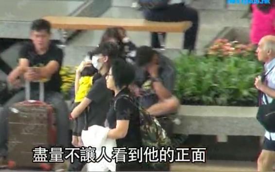 [Nóng] Diện mạo con trai Huỳnh Hiểu Minh - Angelababy lần đầu tiên được hé lộ - Ảnh 1.