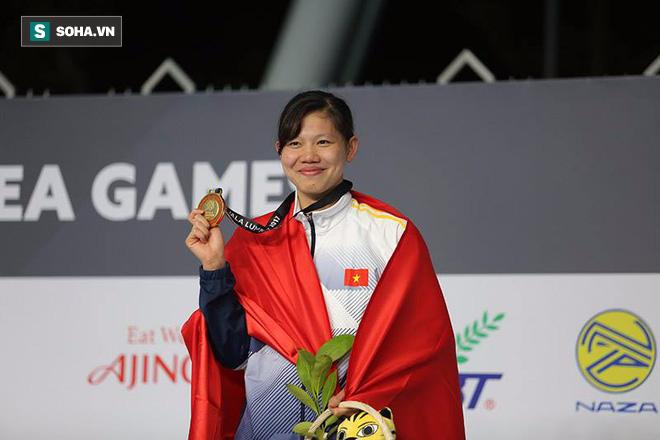 Ánh Viên giành thêm chức vô địch hậu SEA Games 29 - Ảnh 1.