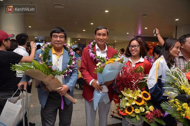 Có tuyển thủ nữ Việt Nam mang thai vẫn đá ở SEA Games 29 - Ảnh 1.