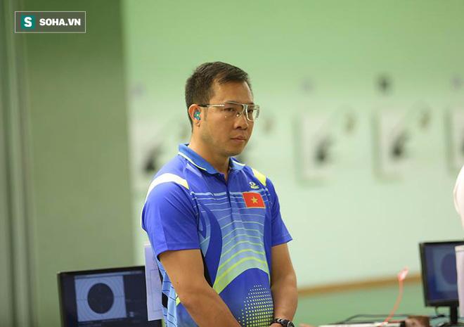 Trực tiếp SEA Games 29 ngày 26/8: Xạ thủ Hoàng Xuân Vinh thất bại tại nội dung từng vô địch Olympic - Ảnh 1.