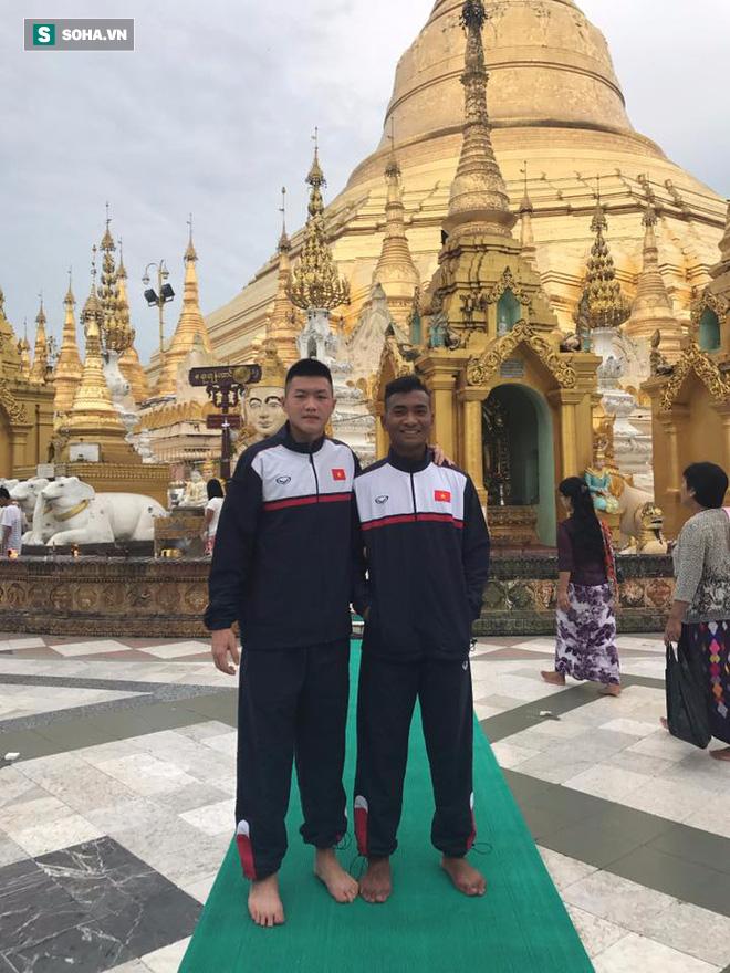 Thủ môn U18 Việt Nam lần đầu lên tiếng sau sai lầm khiến đội nhà bị loại cay đắng - Ảnh 5.