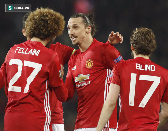 Man United đại thắng, Mourinho vẫn thất vọng vẫn tràn trề - Ảnh 1.