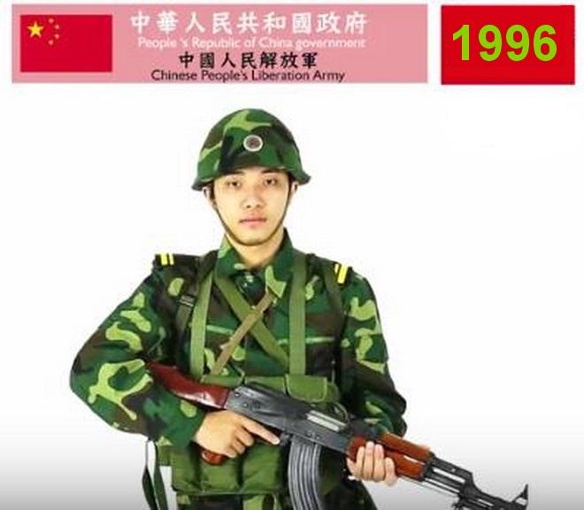 Hình ảnh diễn tập DT-17 của Việt Nam xuất hiện trên mạng Trung Quốc - Ảnh 4.