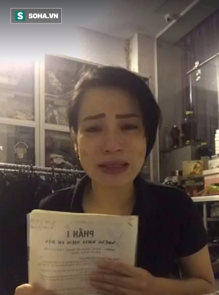 Vợ Xuân Bắc suy sụp, gầy sọp và khóc lóc livestream - ảnh 3