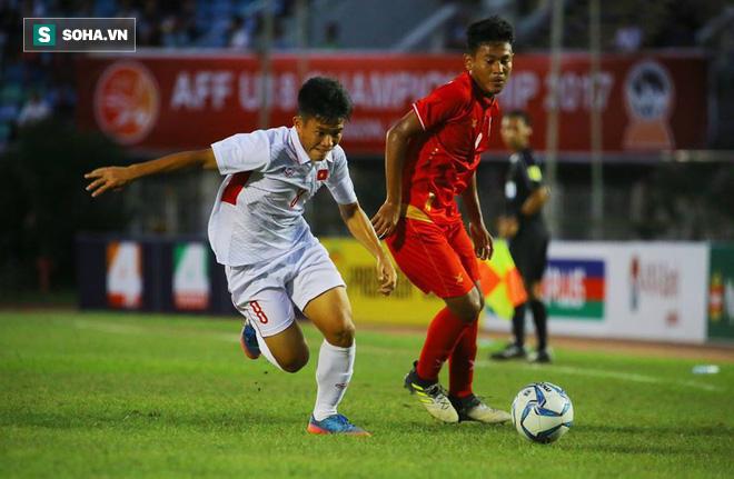 Cầm vàng quá sớm, U18 Việt Nam nối gót đàn anh cúi mặt rời sân chơi khu vực - Ảnh 3.