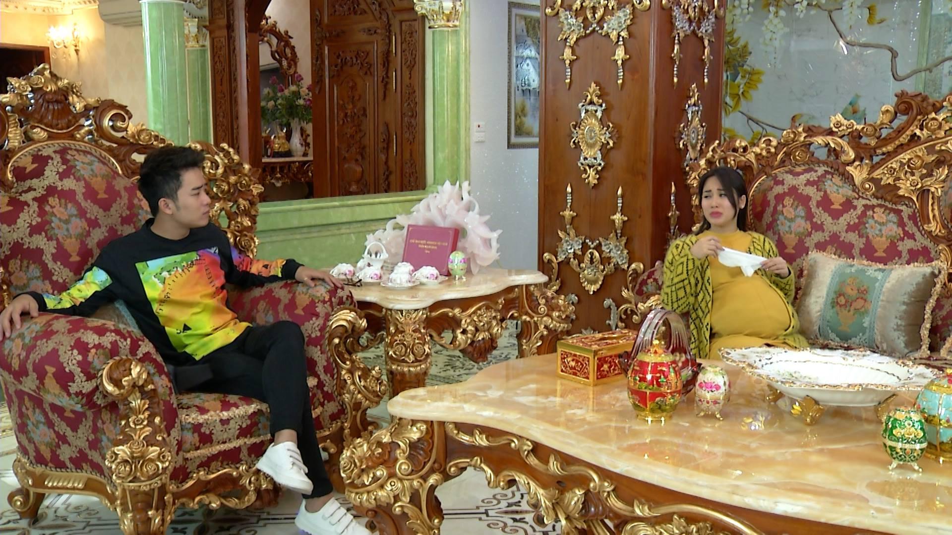 Sao Việt: Phim Việt chơi sang với bối cảnh dát vàng triệu đô lộng lẫy như phim Ấn Độ