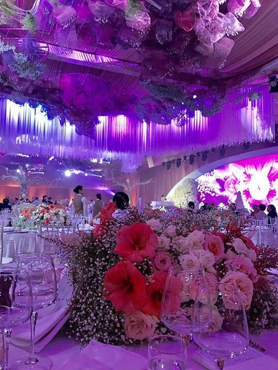 [TRỰC TIẾP] Toàn cảnh đám cưới Đặng Thu Thảo: Không gian cưới lộng lẫy như truyện cổ tích - Ảnh 8.