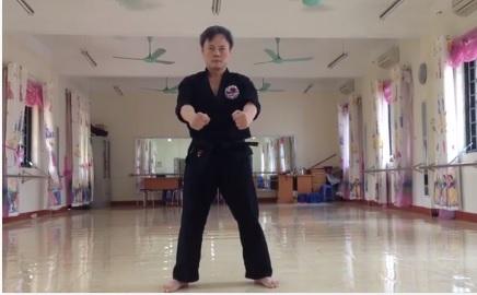 """Võ sư Karate Đoàn Bảo Châu: """"Dù có thua 100\%, tôi vẫn cứ đấu"""" 1"""