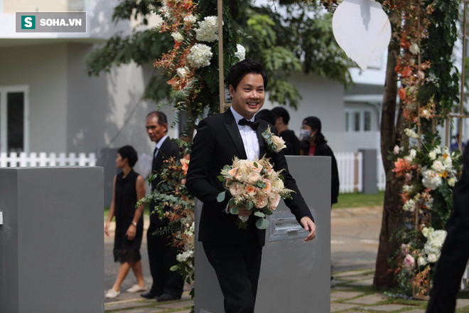 Toàn cảnh đám cưới Đặng Thu Thảo: Không gian cưới lộng lẫy như truyện cổ tích - Ảnh 37.