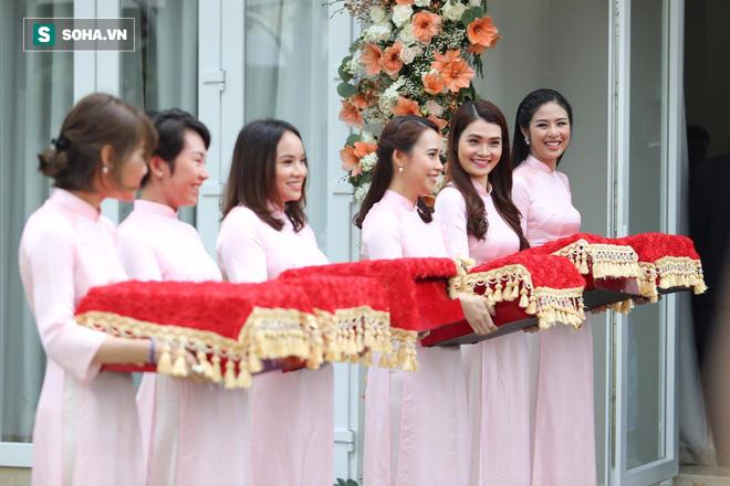 Toàn cảnh đám cưới Đặng Thu Thảo: Không gian cưới lộng lẫy như truyện cổ tích - Ảnh 40.