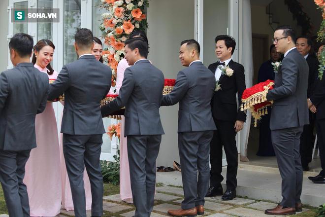 Toàn cảnh đám cưới Đặng Thu Thảo: Không gian cưới lộng lẫy như truyện cổ tích - Ảnh 42.