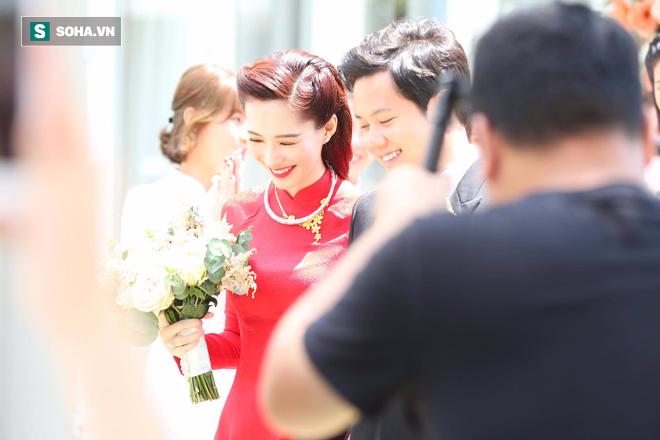 Toàn cảnh đám cưới Đặng Thu Thảo: Không gian cưới lộng lẫy như truyện cổ tích - Ảnh 29.