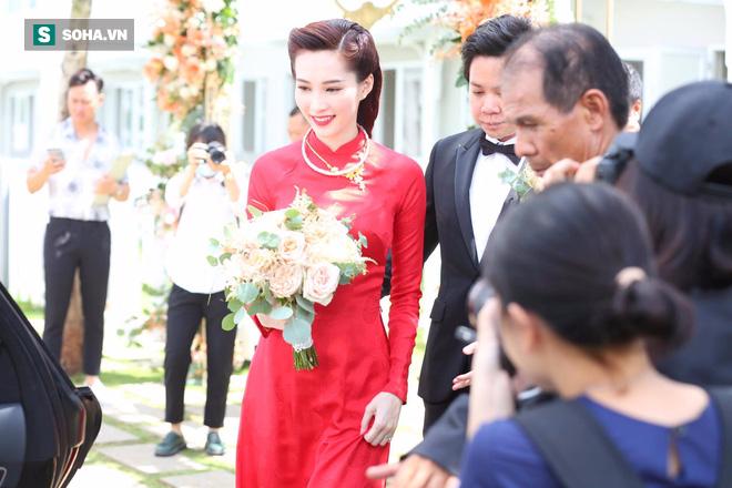 Toàn cảnh đám cưới Đặng Thu Thảo: Không gian cưới lộng lẫy như truyện cổ tích - Ảnh 30.
