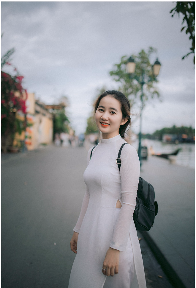 Để mặc mộc chụp ảnh, cô gái Quảng Nam khiến nhiều người nhầm tưởng - Ảnh 4.