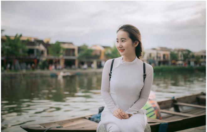 Để mặc mộc chụp ảnh, cô gái Quảng Nam khiến nhiều người nhầm tưởng - Ảnh 7.