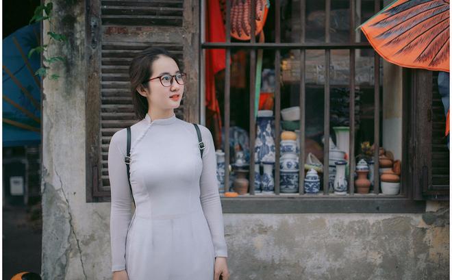 Để mặc mộc chụp ảnh, cô gái Quảng Nam khiến nhiều người nhầm tưởng - Ảnh 9.