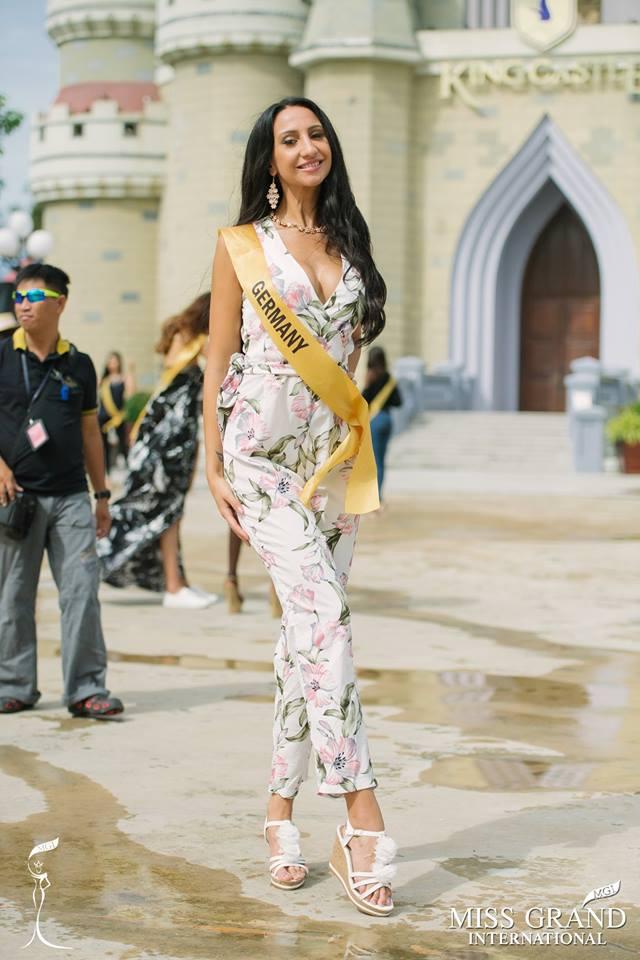 Nhan sắc gây sốc của nhiều thí sinh dự thi Hoa hậu Hoà Bình Quốc tế tại VN - Ảnh 10.