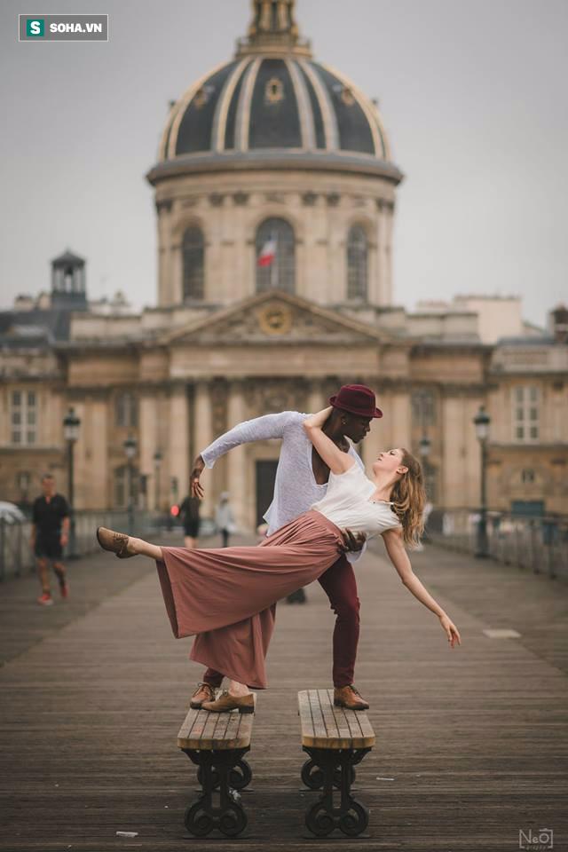 Paris đẹp tuyệt vời qua bộ ảnh như những thước phim của đôi nhiếp ảnh gia Việt Nam - Ảnh 2.