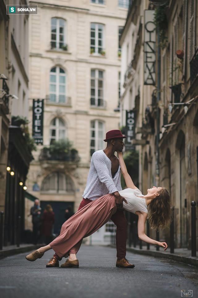 Paris đẹp tuyệt vời qua bộ ảnh như những thước phim của đôi nhiếp ảnh gia Việt Nam - Ảnh 6.
