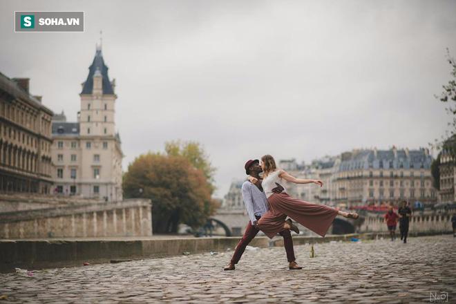 Paris đẹp tuyệt vời qua bộ ảnh như những thước phim của đôi nhiếp ảnh gia Việt Nam - Ảnh 4.