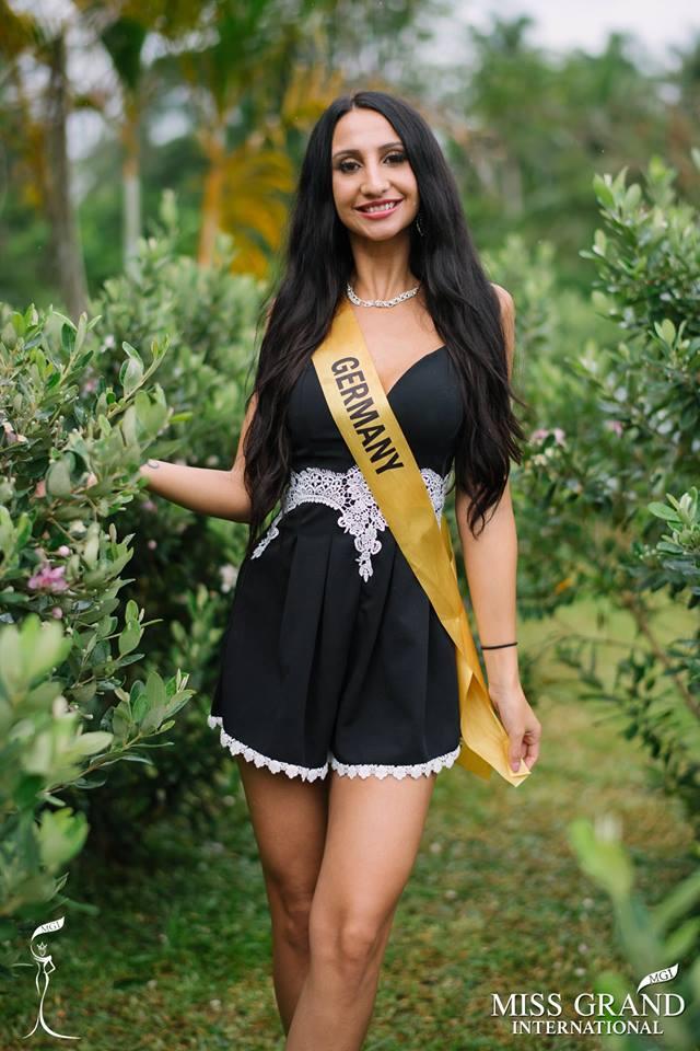 Nhan sắc gây sốc của nhiều thí sinh dự thi Hoa hậu Hoà Bình Quốc tế tại VN - Ảnh 12.